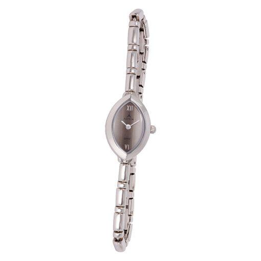 ASTRON 5140-8 analóg női karóra, ezüst színű fémötvözet tok, ezüst színű fémötvözet szíj/csat, ezüst színű számlap, keményített ásványüveg, quartz szerkezet, cseppmentes vízállóság