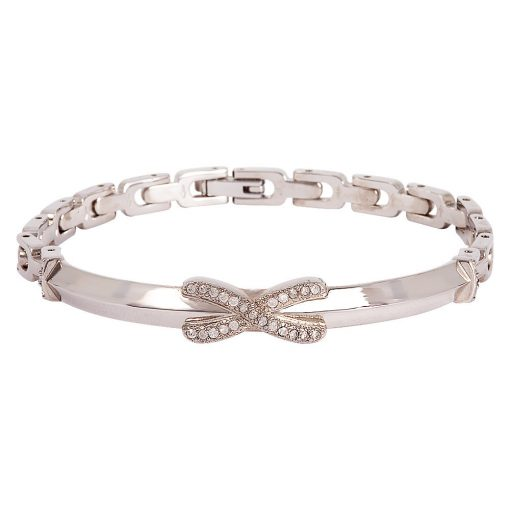 ASTRON 5466-8  női karperec, ezüst színű fémötvözet